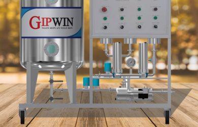 máy khử độc rượu Gipwin 150 lit